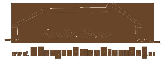 Familie Binder - Obergschwendtnerhof in Wallern a.d.T. | Obergschwendtnerhof aus Wallern - Qualitätsfleisch aus artgerechter und naturnaher Haltung - Angus Rinder und Schweinefleisch direkt vom Bauernhof im Hausruckviertel in Oberösterreich.